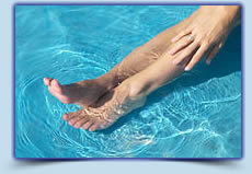 Hands or Feet laser hair removal treatment